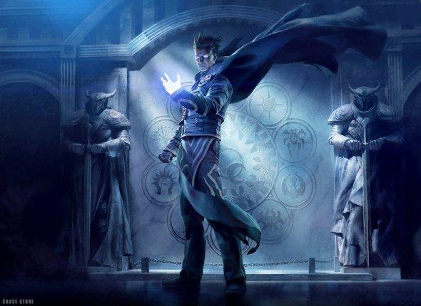 Chase Stone deviantart ilustrações fantasia ficção científica games