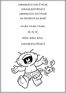 CARANGUEJO - Texto para leitura