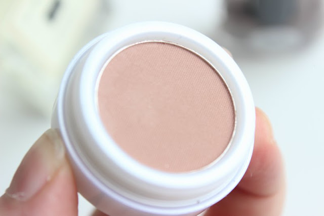 Boots Natural Collection Eyeshadow in Milk Chocolate