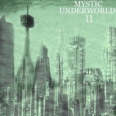 Mystic Underworld 2 Front Cover