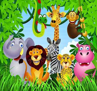 Jungle Animals Pictures