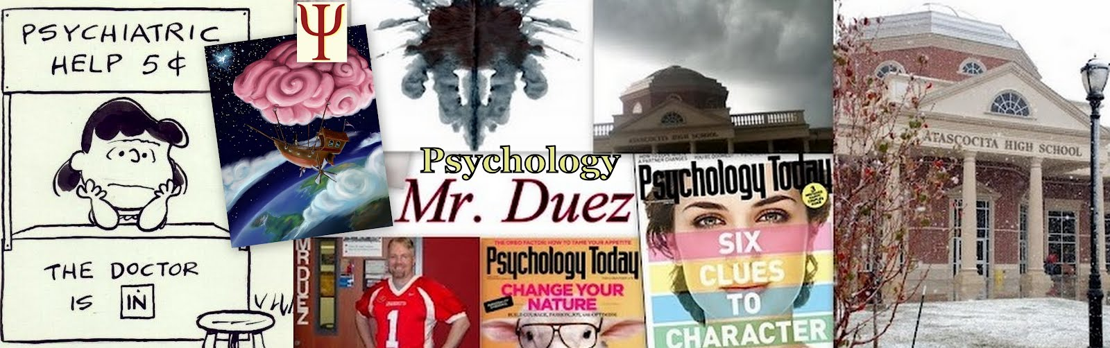 Psychology with Mr. Duez