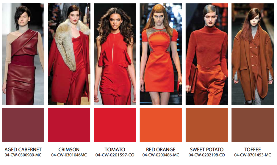 Winter Autumn Fashion Trend Victoria Beckham New Collection and ...