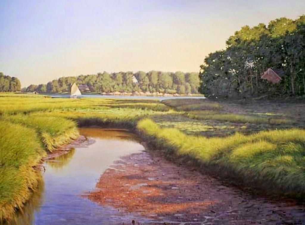 paisajes-americanos-cuadros-pintados-al-oleo