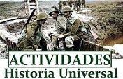 Historia Universal. Actividades
