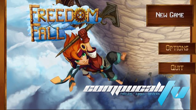 Freedom Fall PC Full VACE