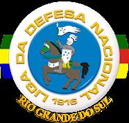 ENTIDADE INTEGRANTE DA LIGA DE DEFESA NACIONAL