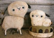 Wee Wooly sheep