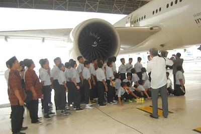 Garuda Maintenance Facility (GMF)
