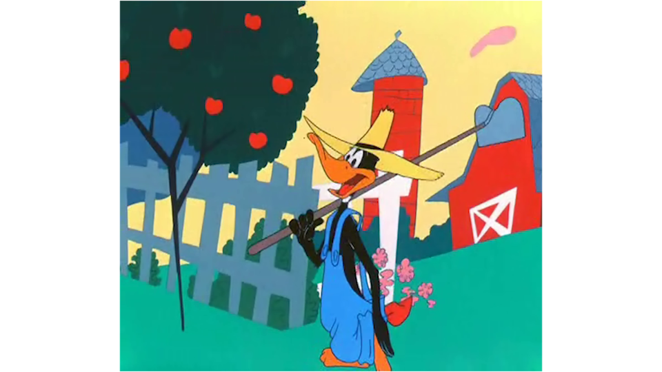 an analysis of duck amuck Duck amuck and the takedown gun november 28,  where the animator's eraser plays havoc with daffy duck's  here you'll find comment and analysis from the .