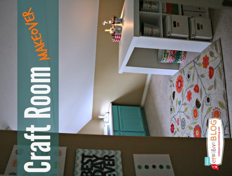 http://todayscreativeblog.net/craft-room-makeover/