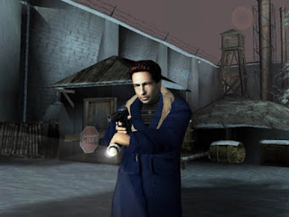 X-Files: Resist or Serve PS2