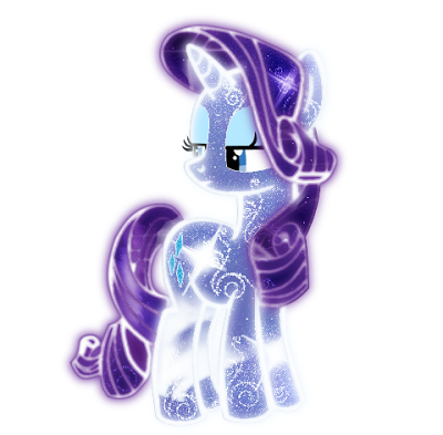 I really love the way this one Rarity came out...
