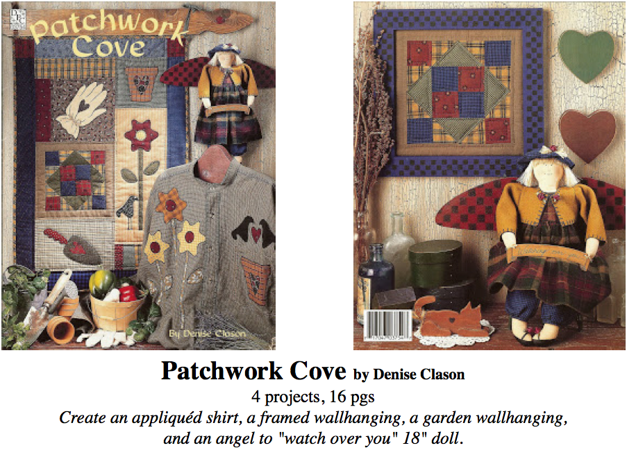 patchwork cove booklet, darrow publications