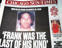 Frank Calabrese, Sr.