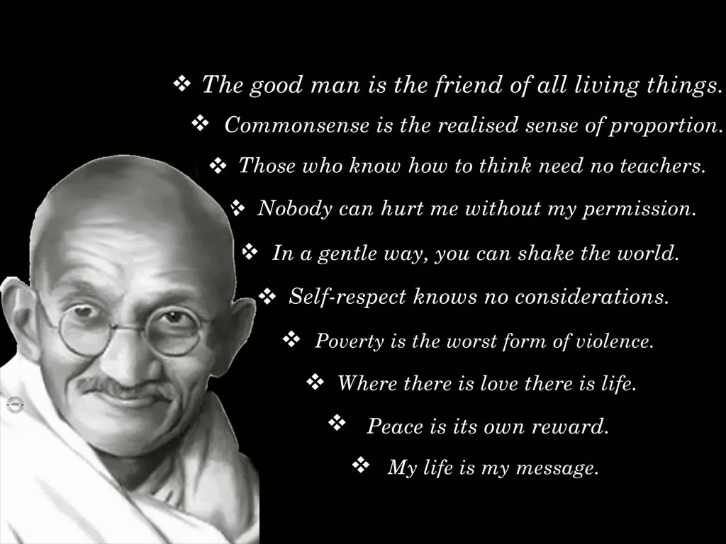 Speech written services mahatma gandhi in english