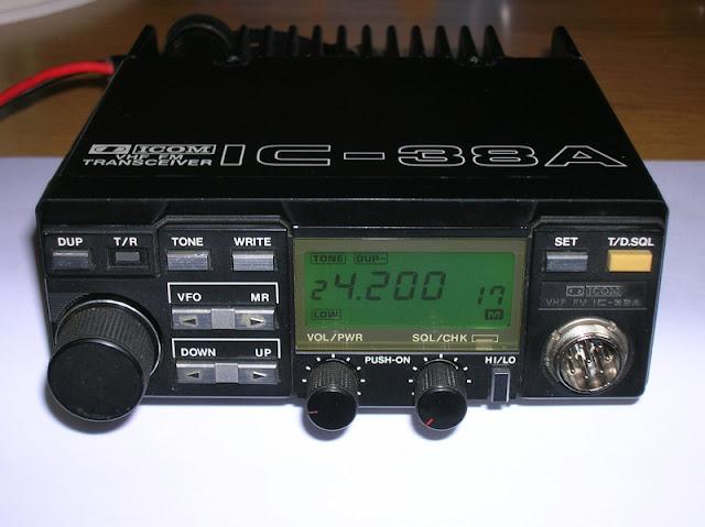 Icom IC-38A