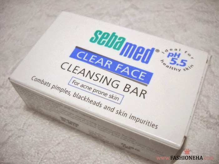 sebamed+clear+face+cleansing+bar