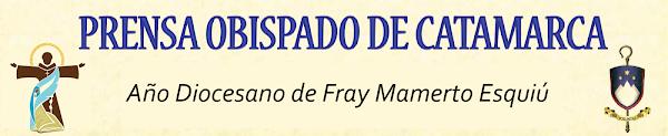 Prensa Obispado de Catamarca