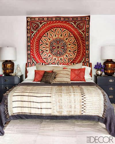 Decoracion Egipcia Casas ~   , uniendo elementos de la cultura egipcia, marroqu?, hind?