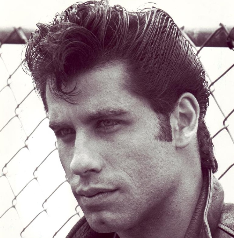 "... Zuko, a classic 1950's greaser in the classic musical ""Grease."" (1978"