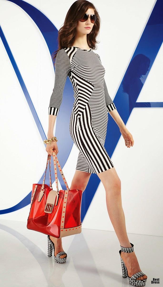 Vestidos cortos casuales para tu día a día | Vestidos colección 2015