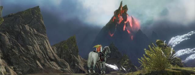 Archeage: AA: Только мы с конем