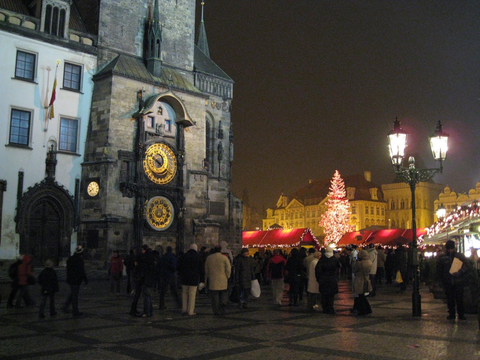 Praga, 2007