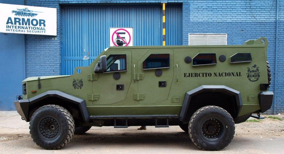 Colombia - Fuerzas Armadas de Colombia - Página 3 Hunter+TR-12