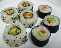 Delivery de Sushi Shop o Comida Japonesa