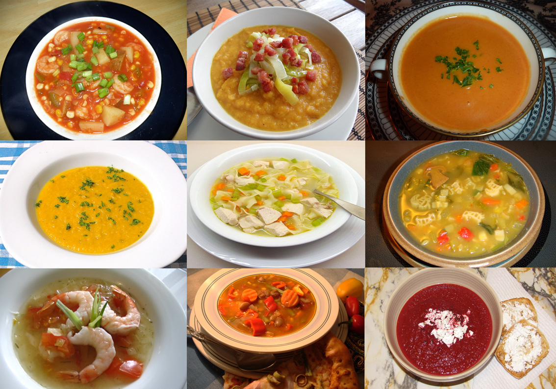 """For each mouth, a different soup."""" - Portuguese Proverb"""