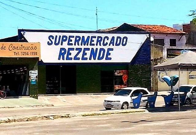 Bandidos fazem arrastão em supermercado do conjunto Fernando Collor em Socorro