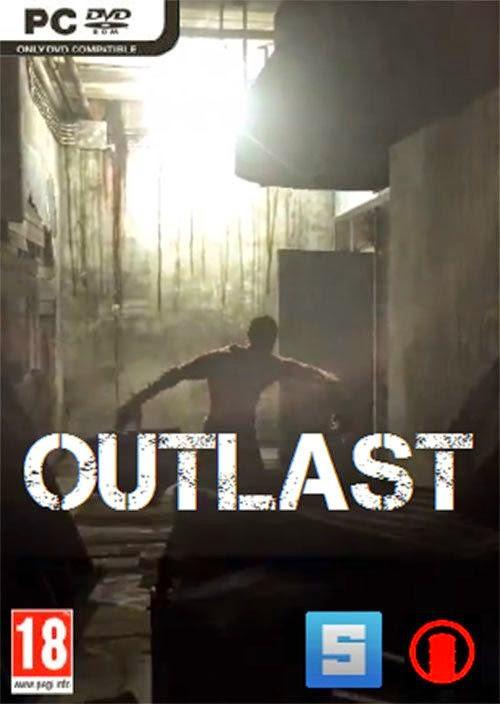 Outlast Whistleblower capa - www.gamesdown.com.br