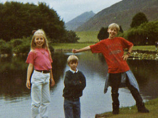 Emma, Philip & Ricky Kerrigan