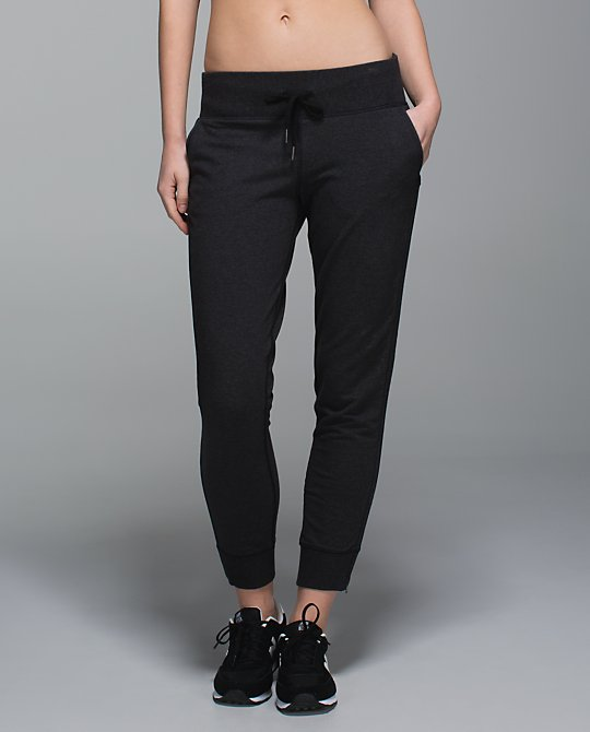 lululemon no sweat pant