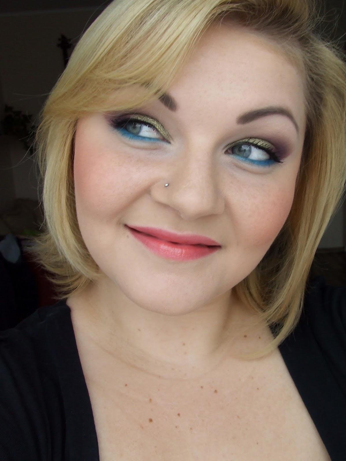 Katie Beauty: Tavasztündér smink + az új hajam