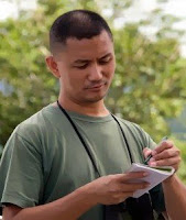 Jon Villasper Filipino Geographer GIS Specialist Geography Philippines Wildlife Biogeography Geographic Information Systems