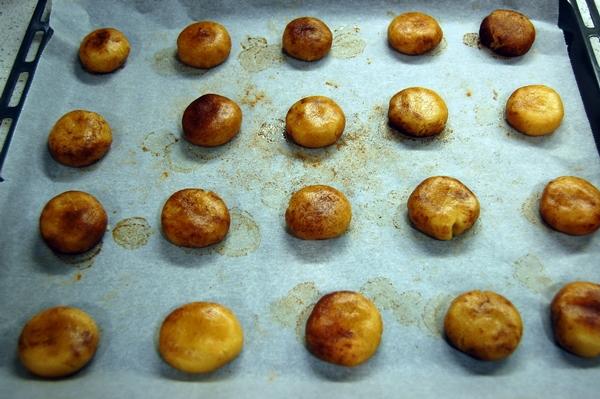 galletas de canela paso a paso