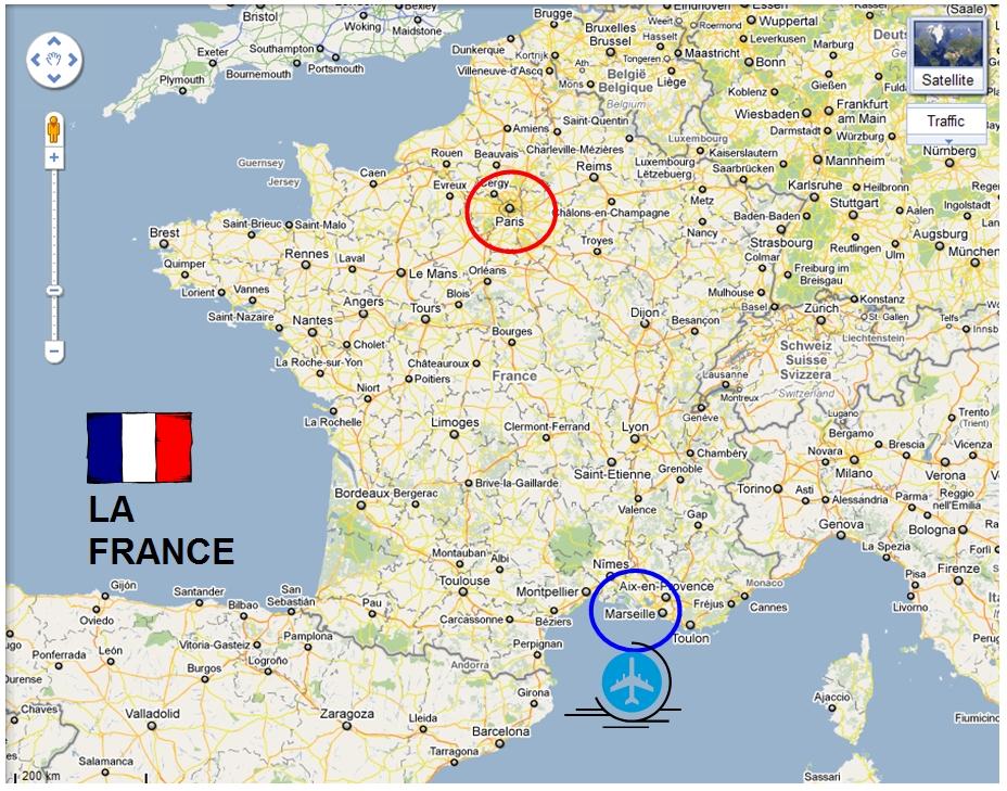 Voyages voyages france g ographie 101 - Villes les plus endettees de france ...