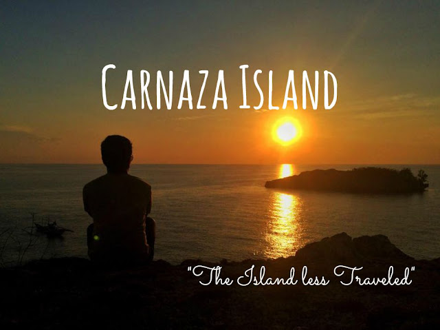Carnaza Island Cebu