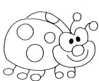 Desenhos de Joaninha