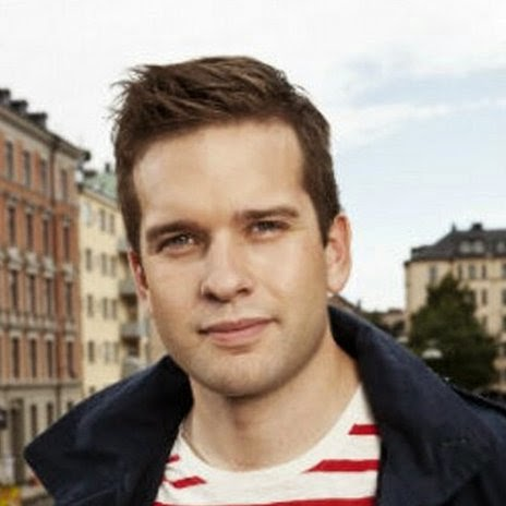 Swedish Handsome Minister