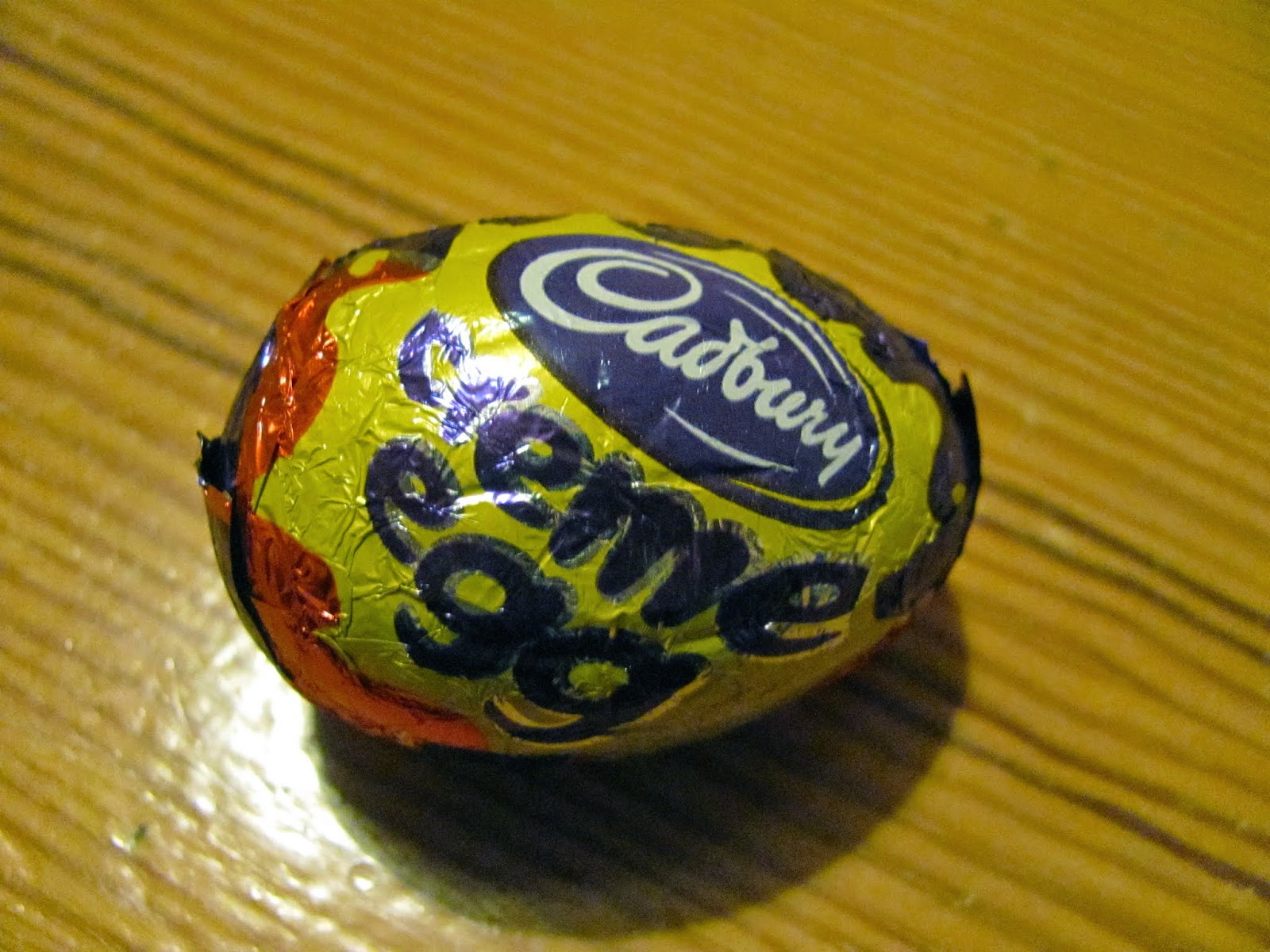 The Only Cadbury Candy Americans Ever See