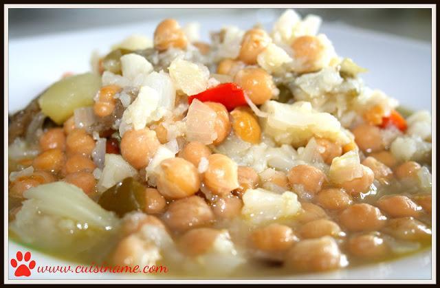 Recetas De Cocina Con Garbanzos   Recetas De Cocina Cuisiname