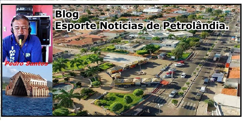 ESPORTE NOTICIAS DE PETROLÂNDIA.