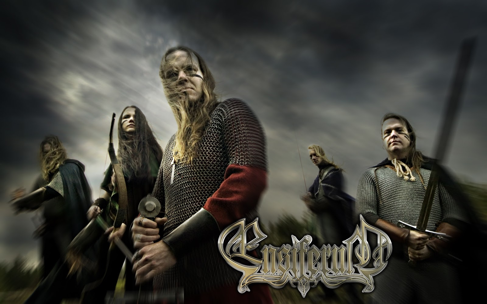 top wa11papers: Wallpaper Ensiferum