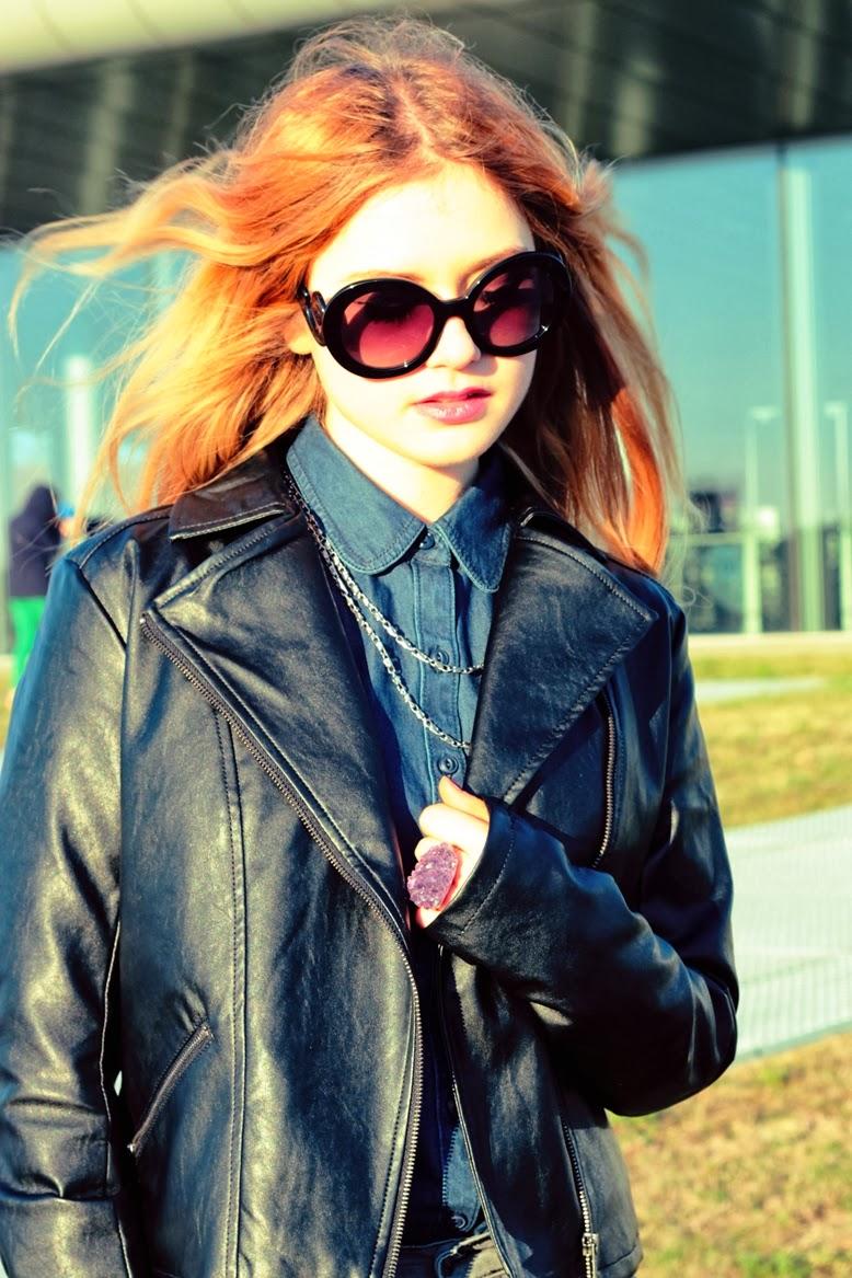 neohappydays, neo happy days, style challenge adidas neo, adidas neo style challenge, mauerpark, Frauen Biker-Jacke adidas neo, adidas neo Frauen Biker-Jacke, adidas neo frauen jeanshemd, cheap monday hose grau, cheap monday jeans grau, prada baroque sonnenbrille