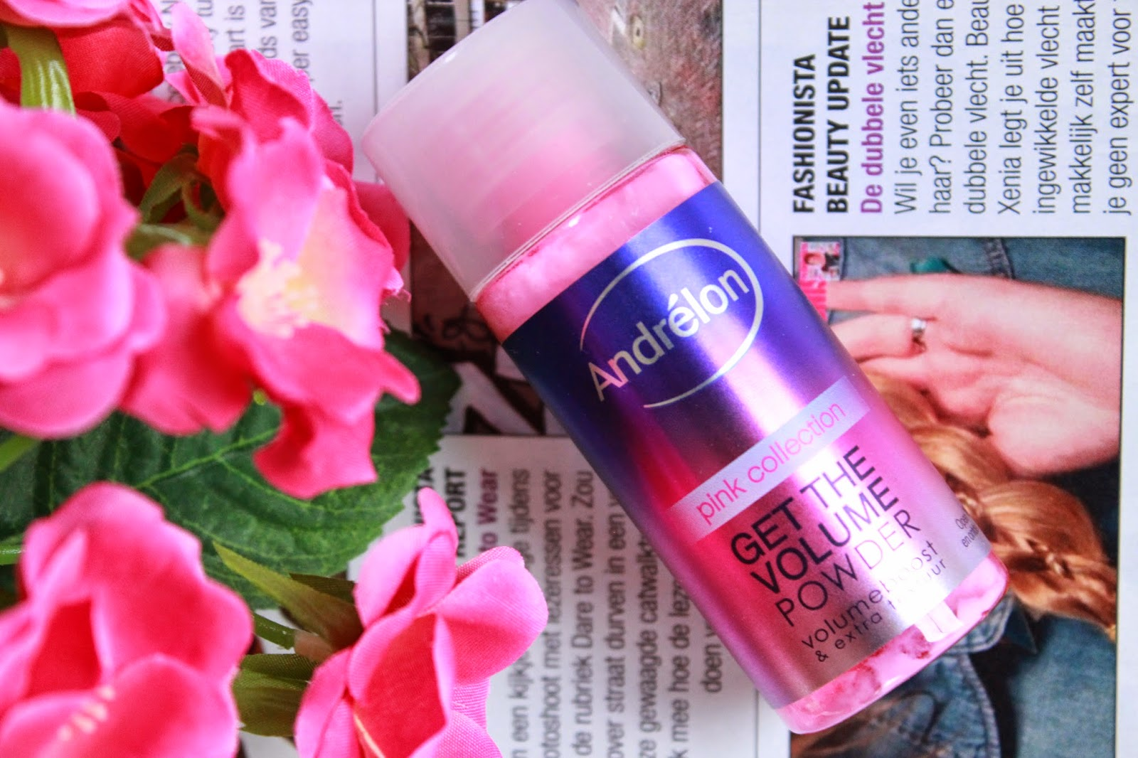 review ervaring andrelon verrassend volume duo mist