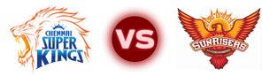 CSK vs SRH