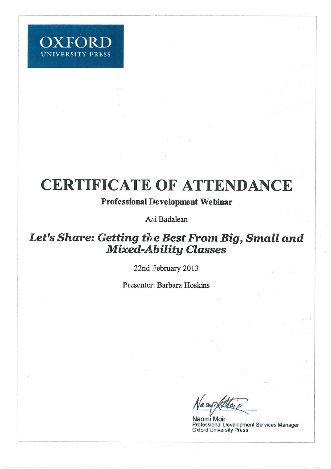 Lingua franca ani badalean international certification 1betcityfo Images